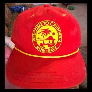 🔥 Vans California snapback hat 🔥